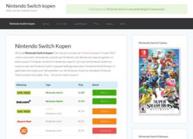Nintendoswitchkopen.nl thumbnail