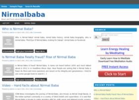 Nirmal-baba.info thumbnail