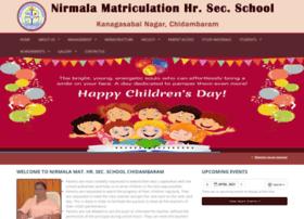 Nirmalacdm.org thumbnail