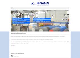Nirmalagroup.in thumbnail