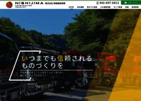 Nishijima-kk.com thumbnail