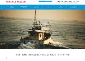 Nishiumi-saltwater.jp thumbnail