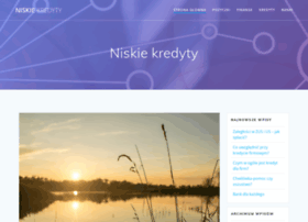 Niskie-kredyty.pl thumbnail