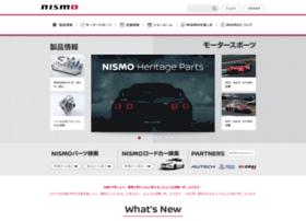 Nismo.co.jp thumbnail