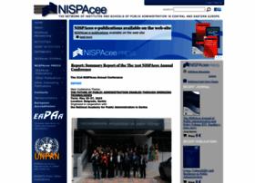 Nispa.org thumbnail
