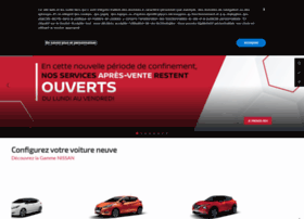 Nissan-corbeil.fr thumbnail