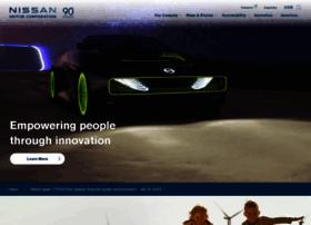 Nissan-global.com thumbnail