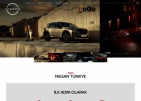 Nissan.com.tr thumbnail