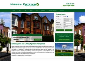 Nissenestates.co.uk thumbnail