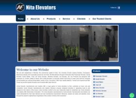 Nitaelevators.in thumbnail