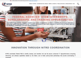 Nitrd.gov thumbnail
