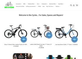 Nixcycles.co.uk thumbnail