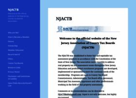 Njactb.org thumbnail