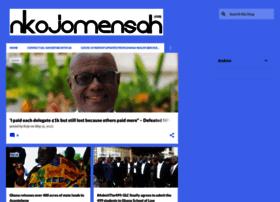 Nkojomensah.com thumbnail