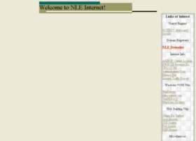 Nlenet.net thumbnail