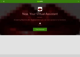 Noa-your-virtual-assistant.apponic.com thumbnail