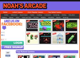 Noahsarcade.net thumbnail