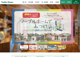 Noblehome.co.jp thumbnail