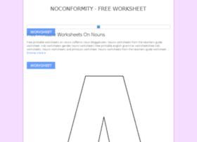 Noconformity.com thumbnail