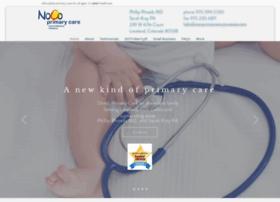 Nocoprimarycare.com thumbnail