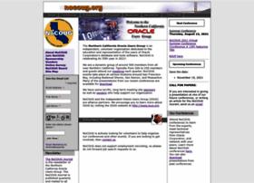 Nocoug.org thumbnail