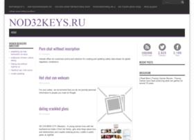 Nod32keys.ru thumbnail