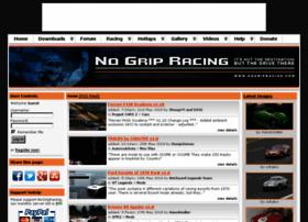 Nogripracing.com thumbnail