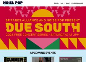 Noisepop.com thumbnail