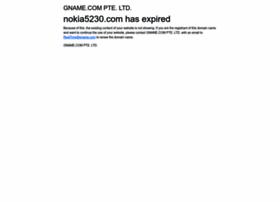 Nokia5230.com thumbnail