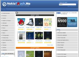 Nokiatouch.me thumbnail