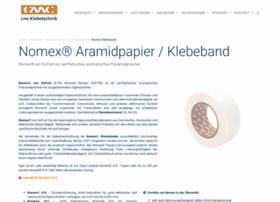Nomex-klebeband.de thumbnail