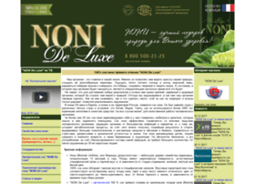 Nonideluxe.ru thumbnail