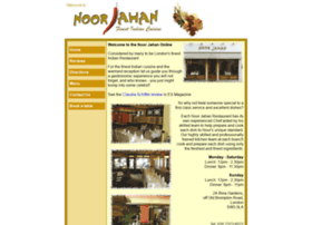 Noorjahanrestaurants.co.uk thumbnail