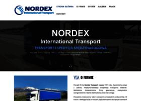 Nordex-transport.pl thumbnail