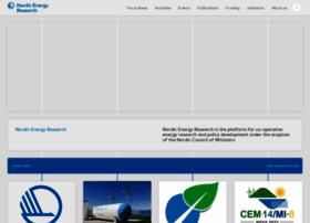 Nordicenergy.org thumbnail