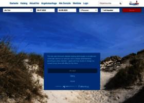 Nordsee-urlaubszeit.de thumbnail