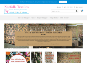 Norfolktextiles.co.uk thumbnail