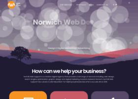 Norfolkwebsupport.co.uk thumbnail