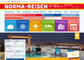Norma-reisen.de thumbnail
