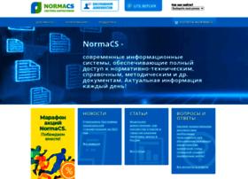 Normacs.ru thumbnail