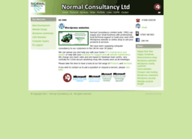 Normalconsultancy.co.uk thumbnail