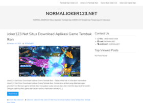 Normaljoker123.net thumbnail