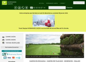 Normandie-gazon.fr thumbnail