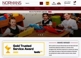 Normans.co.uk thumbnail