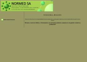 Normed.com.ar thumbnail