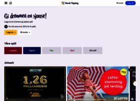 Norsk-tipping.no thumbnail
