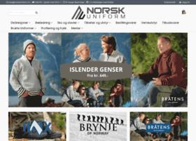 Norskuniform.no thumbnail