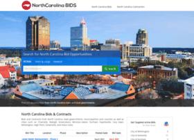 Northcarolinabids.us thumbnail