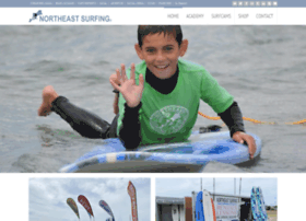 Northeastsurfing.com thumbnail
