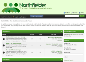 Northfielder.co.uk thumbnail